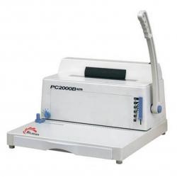 Máy đóng sách gáy xoắn cuộn Silicon BM-PC2000B