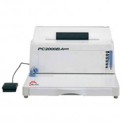 Máy đóng sách gáy xoắn cuộn Silicon BM-PC2000BA