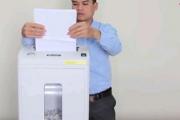 Cách lựa chọn máy hủy tài liệu tốt nhất cho văn phòng