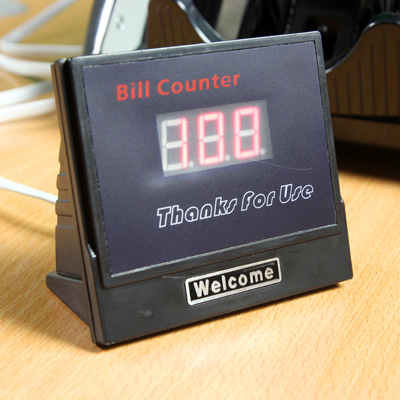 Máy đếm tiền Silicon MC-B52